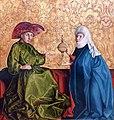 1436 Witz Die Königin von Saba vor Salomo Gemäldegalerie Kat.Nr. 1701 anagoria.jpg