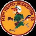 148th Fighter-Interceptor Squadron - Emblem.png