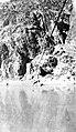 15051 Grand Canyon Historic - Colorado River Cable Crossing c. 1919 (4738928827).jpg