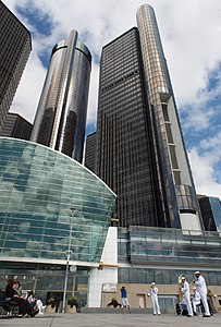 150826-N-CI175-010 Great Lakes Brass Band perform in front of Renaissance Center.JPG