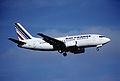 157an - Air France Boeing 737-53S, F-GJNS@ZRH,26.10.2001 - Flickr - Aero Icarus.jpg