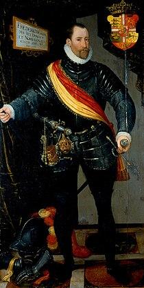 Frederik 2. - Wikipedia, den frie encyklopædi