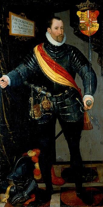 1581 Frederik 2.