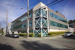 Allozyne - Allozyne facility in the Eastlake neighborhood of Seattle