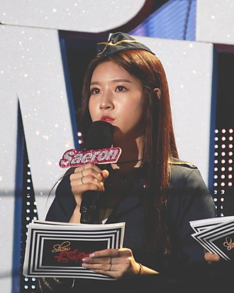 Kim Sae-ron - At Incheon Sky Festival, September 2016