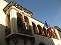 167 Casa de la Vila d'Hostalric, antic convent dels Mínims.jpg
