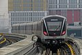 1714 leaving Middle Jiasong Road Station (20171230122531).jpg