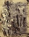 1873 photograph of Sirpur monuments Chhattisgarh 03.jpg