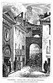 1880-01-15, La Ilustración Española y Americana, Granada, Aspecto del Arco de las Cucharas a las tres de la madrugada del 31 de diciembre último.jpg