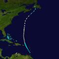 1891 Atlantic hurricane 9 track.png