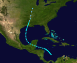1898 Atlantic tropical storm 5 track.png