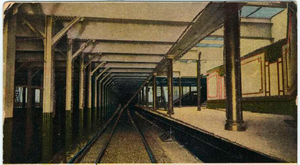 18th Street (IRT Lexington Avenue Line) - 18th Street station shortly after construction