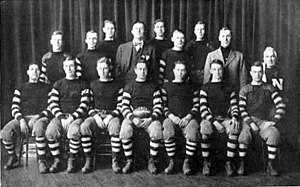 1913 Nebraska Cornhuskers football team - Image: 1913 Nebraska Cornhuskers football team