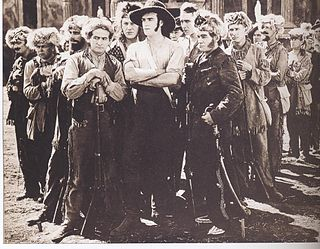 <i>Martyrs of the Alamo</i> 1915 film directed by Christy Cabanne