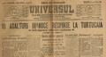 1916 - Universul din 24 august-6 septembrie 1916 - Luptele de la Turtucaia.PNG