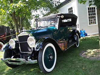 Studebaker Big Six - 1923 Big Six