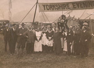 Yorkshire Evening News Tournament - First tournament (1923)