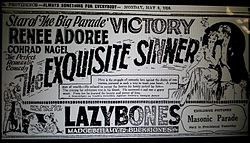 1926 Exquisite Sinner Print Advertisement.jpg