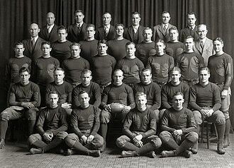 1928 Michigan Wolverines football team - Image: 1928 Michigan Wolverines football team