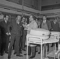 1966 visite de Mr Edgar Faure sénateur du Jura au CNRZ-3-cliche Jean Joseph Weber.jpg