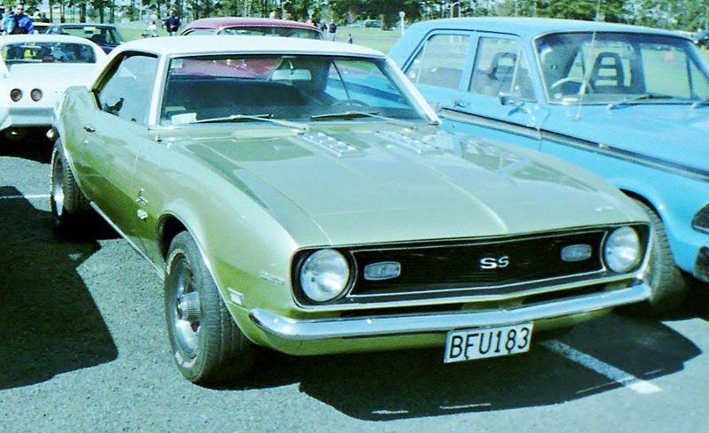 File:1968 Camaro SS (9798011185).jpg