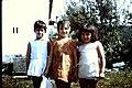 1971-3 Portugal Sao Salvador Children (50878478966).jpg