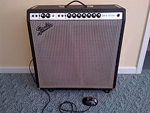 Fender super reverb dating