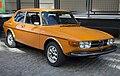 1974 Saab 99 EMS (US-spec), front right.jpg