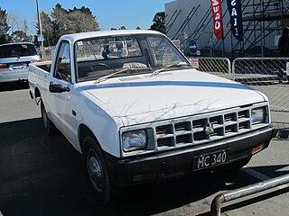 Holden Rodeo Motor vehicle