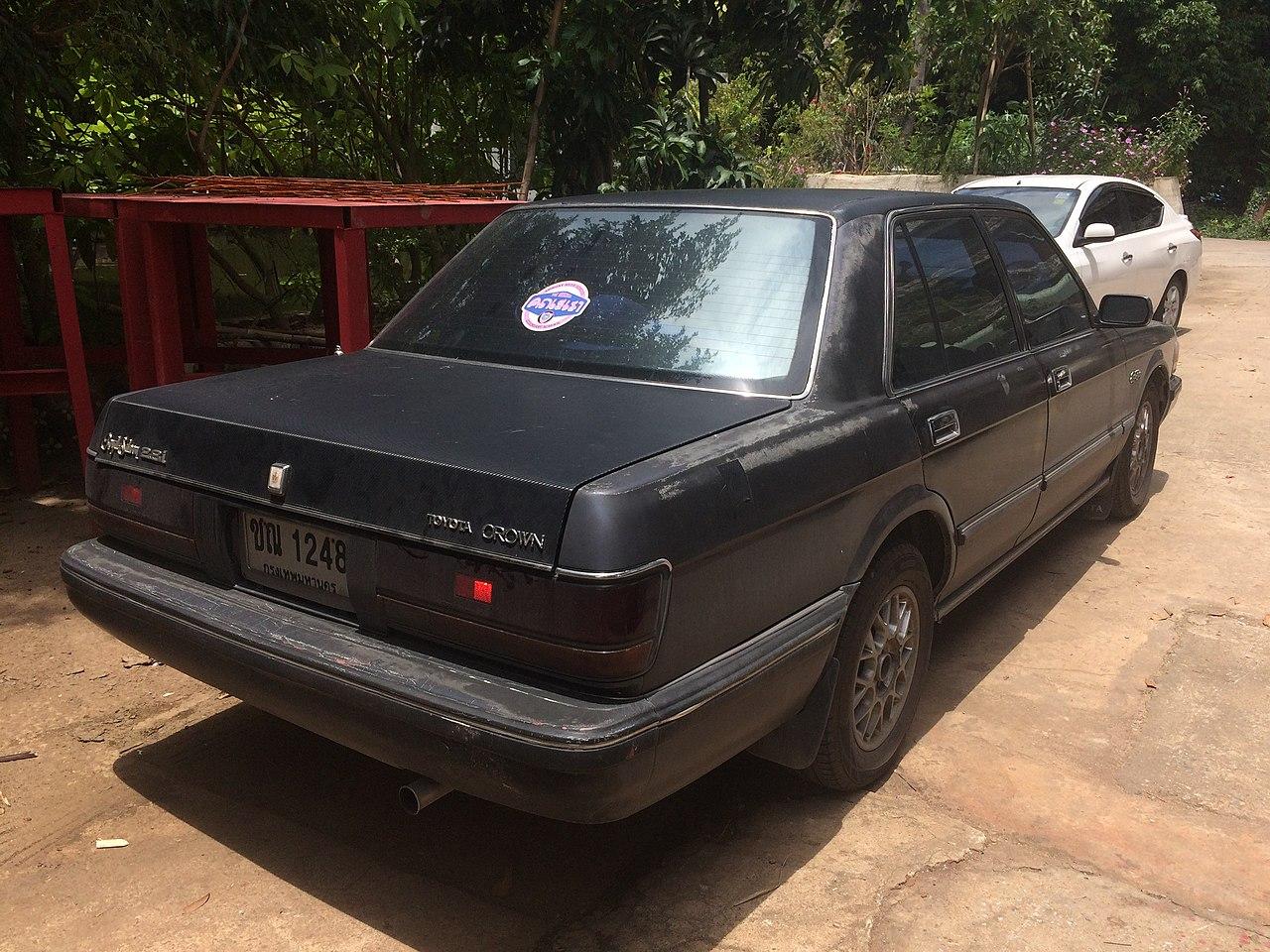 Kelebihan Kekurangan Toyota Crown 1990 Tangguh