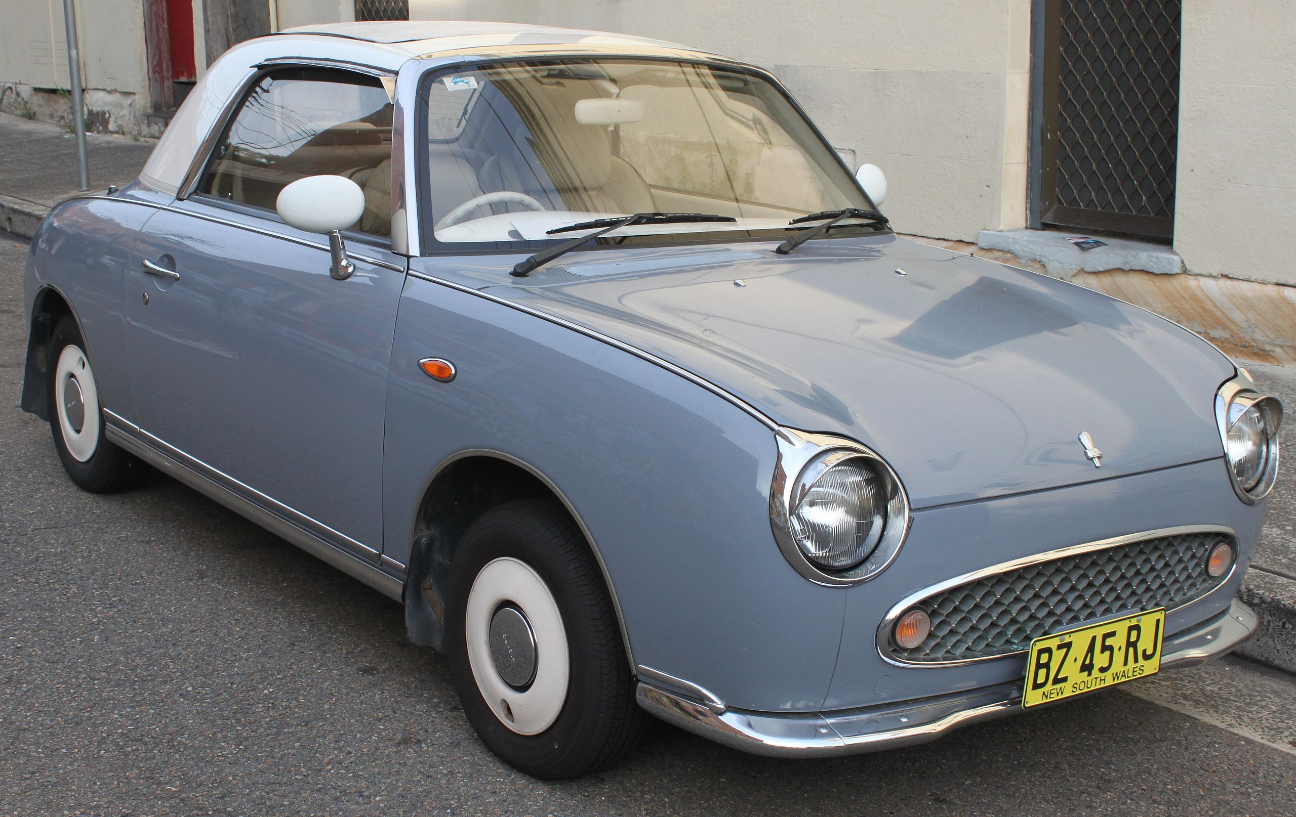 Coolest Ugliest Vehicles General Facepunch Forum Nissan Figaro Fuse Box Early 90s Had Some Really Nice Looking Kei Cars Theres Something About This Design Language That I Like