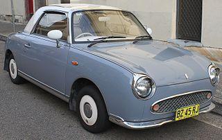 Nissan Figaro Motor vehicle