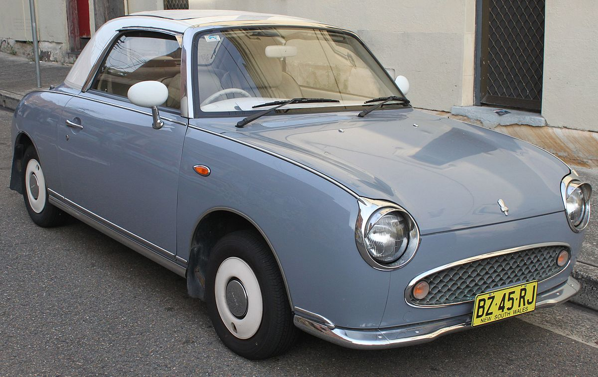 nissan figaro wikipedia. Black Bedroom Furniture Sets. Home Design Ideas
