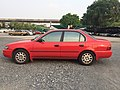 1992-1993 Toyota Corolla (AE101) 1.6 GLi Sedan (26-02-2018) 07.jpg