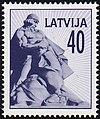 19920229 40sant Latvia Postage Stamp.jpg