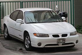 Grand Pre Car >> Pontiac Grand Prix Wikipedia