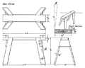 19th century knowledge carpentry and woodworking saw horses.png
