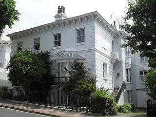 Montpelier, Brighton inner suburban area of Brighton, England