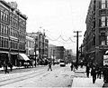 1st Ave from University St, ca 1906 (SEATTLE 407).jpg