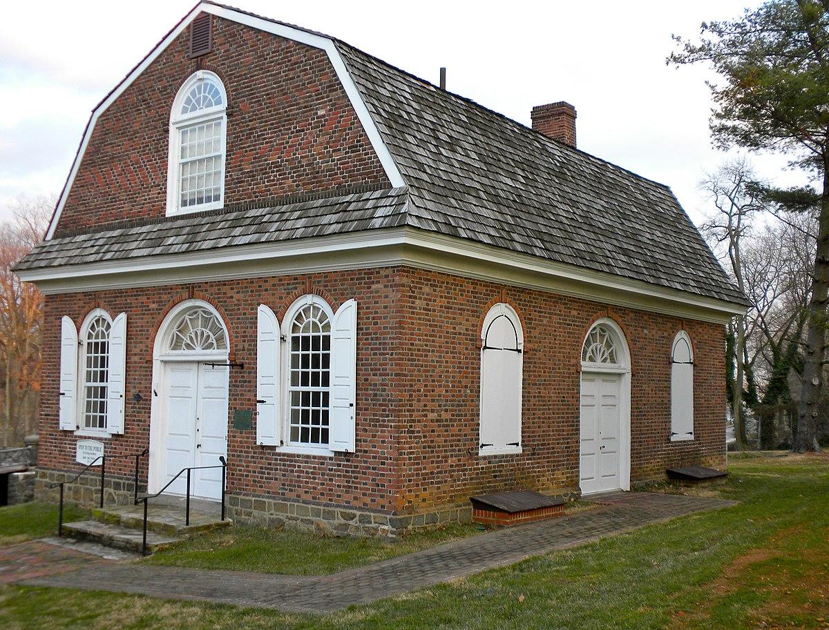 Old First Presbyterian Church Wilmington Delaware
