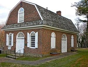 Old First Presbyterian Church (Wilmington, Delaware) - Old First Presbyterian Church of Wilmington, January 2010