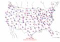 2002-09-07 Max-min Temperature Map NOAA.png