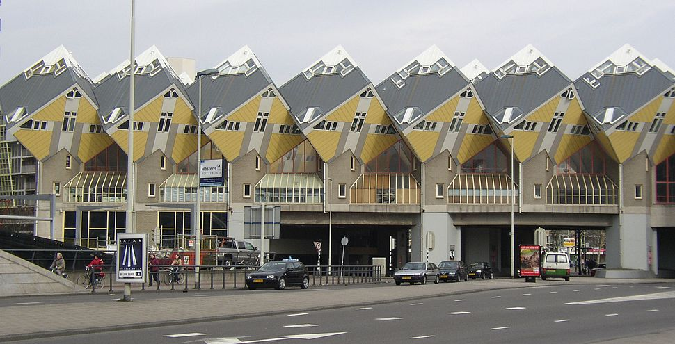 2003-03-04 rotterdam 15 cubic houses