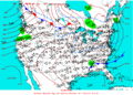 2003-03-14 Surface Weather Map NOAA.png
