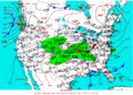 2003-03-19 Surface Weather Map NOAA.png