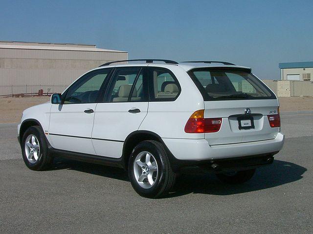 Image of BMW X5 3.0i (E53)
