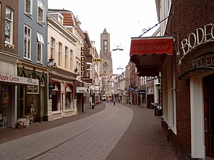 Arnhem - Arnhem's city centre