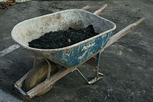 2008-07-15 Construction wheelbarrow at Duke.jpg