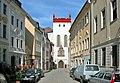 20080428140DR Bautzen Ortenburg Matthiasturm Schloßstraße.jpg