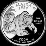 Alaska quarter